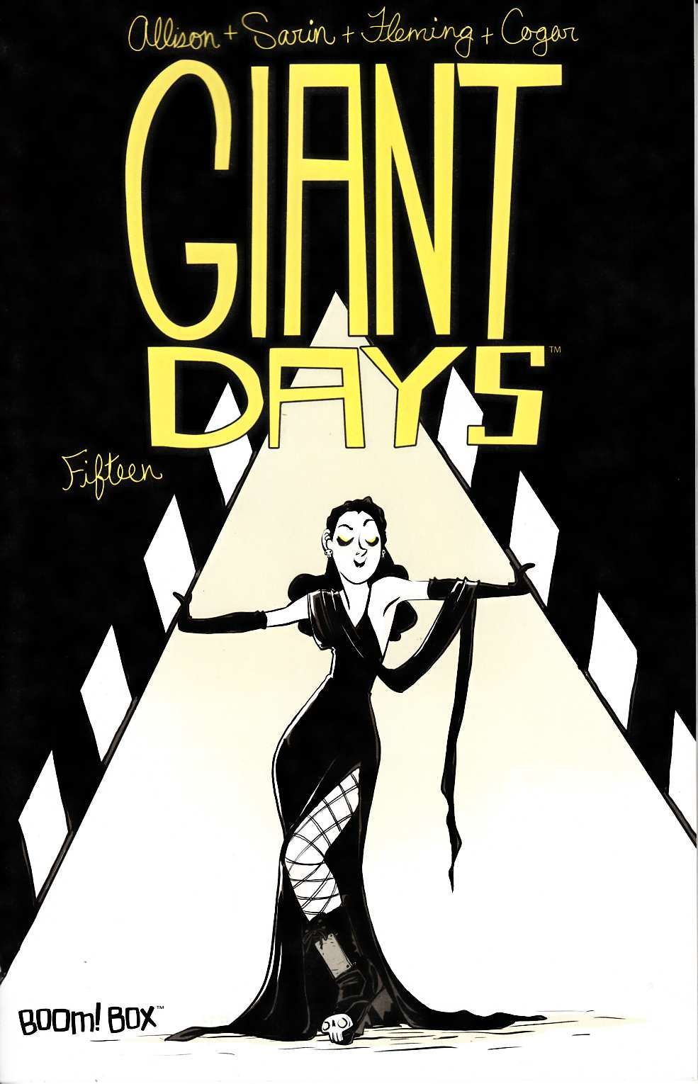 Giant Days #15 [Boom Comic]