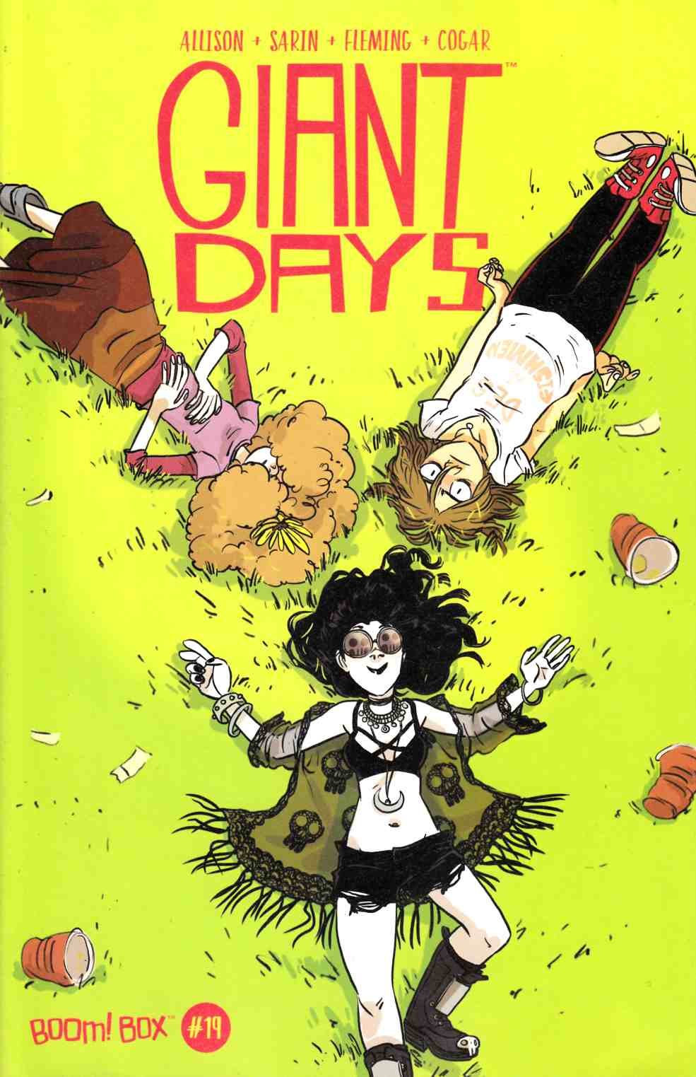 Giant Days #19 [Boom Comic]