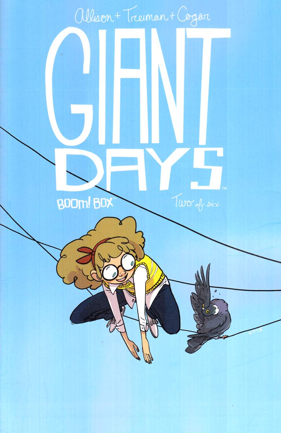 Giant Days #2 [Boom Comic]