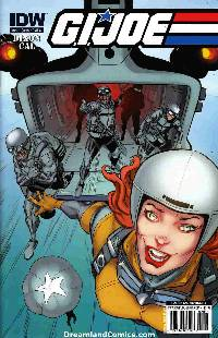 G.I. Joe #20 (Cover A) LARGE