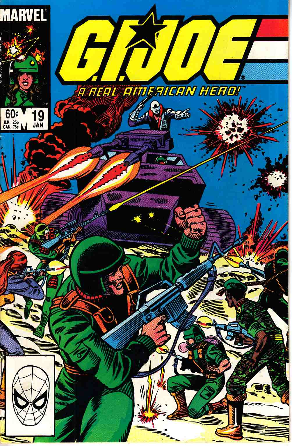 GI Joe A Real American Hero #19 [Marvel Comic]_THUMBNAIL