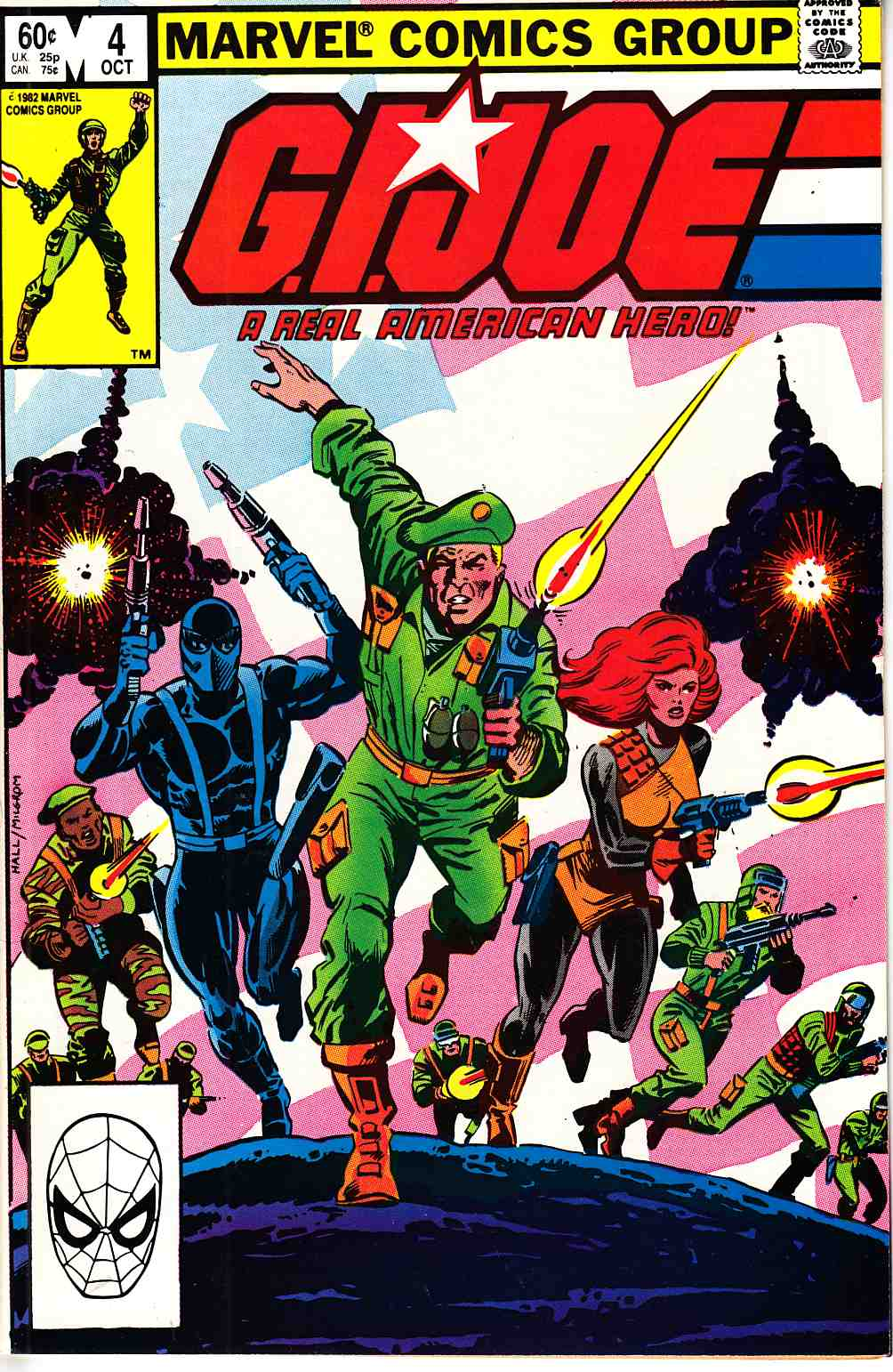 GI Joe A Real American Hero #4 [Marvel Comic]_THUMBNAIL