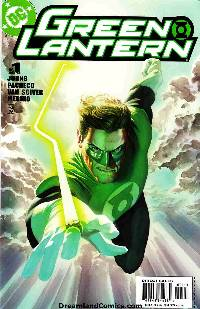 Green Lantern #1 Cover B Near Mint (9.4) [DC Comic]