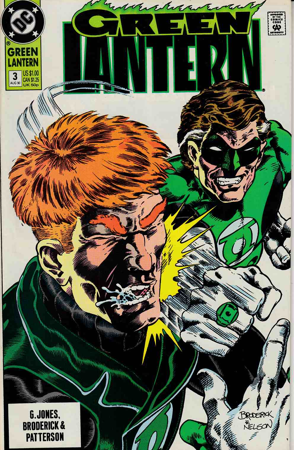 Green Lantern #3 Very Fine (8.0) [DC Comic]_THUMBNAIL