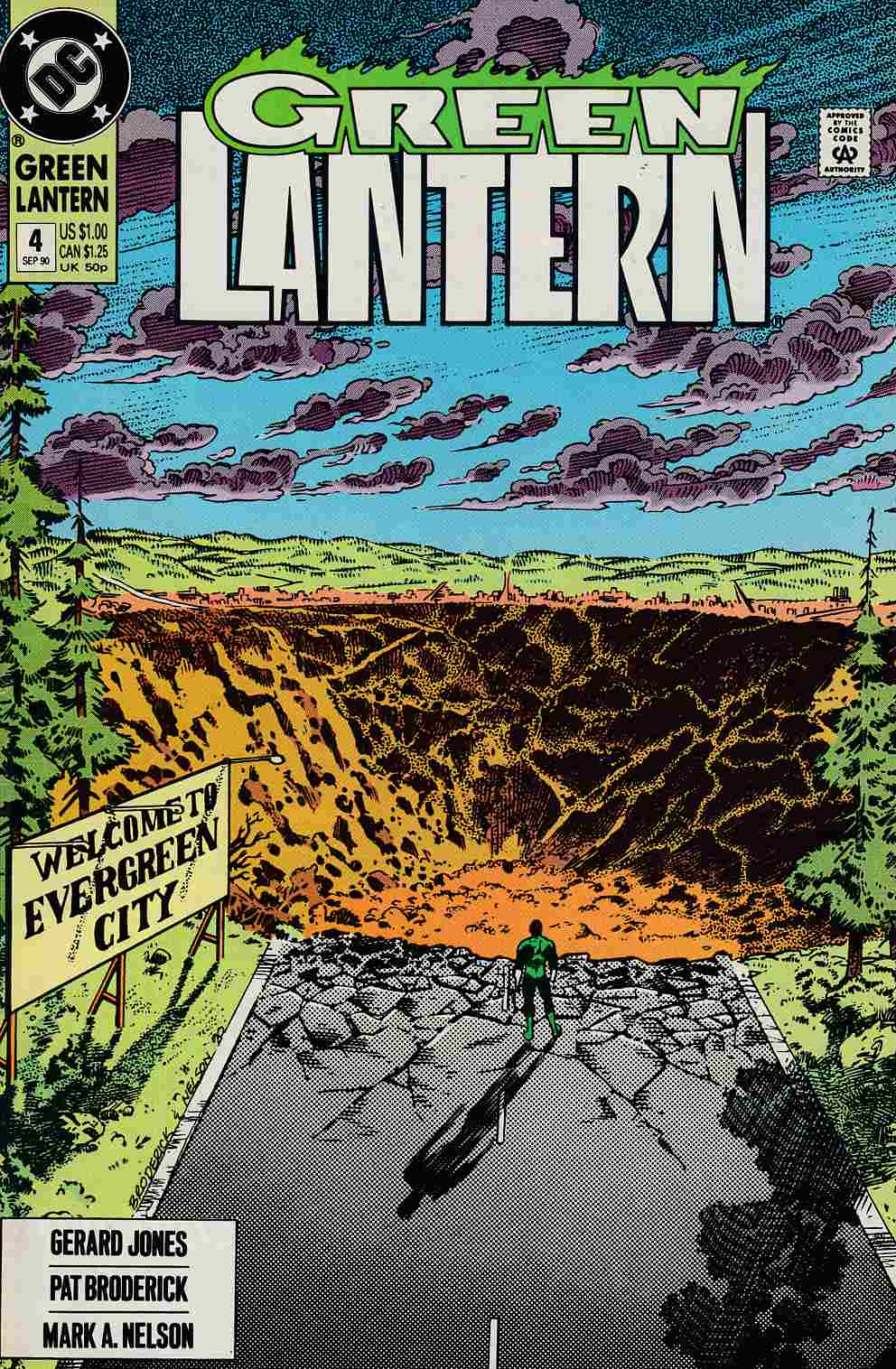 Green Lantern #4 Very Fine (8.0) [DC Comic]_THUMBNAIL
