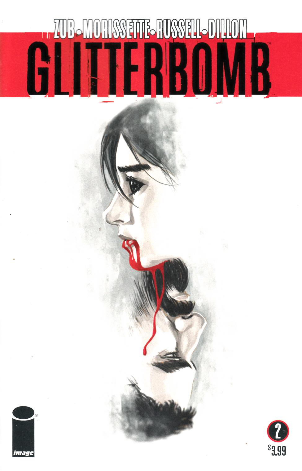 Glitterbomb #2 Cover A [Image Comic] THUMBNAIL