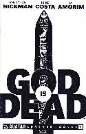 God Is Dead #1 White Leather Cover [Comic] THUMBNAIL