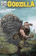 Godzilla Ongoing #3 Cover A- Howard [Comic]_THUMBNAIL