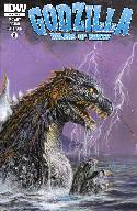Godzilla Rulers of The Earth #1 Cover RI [Comic]