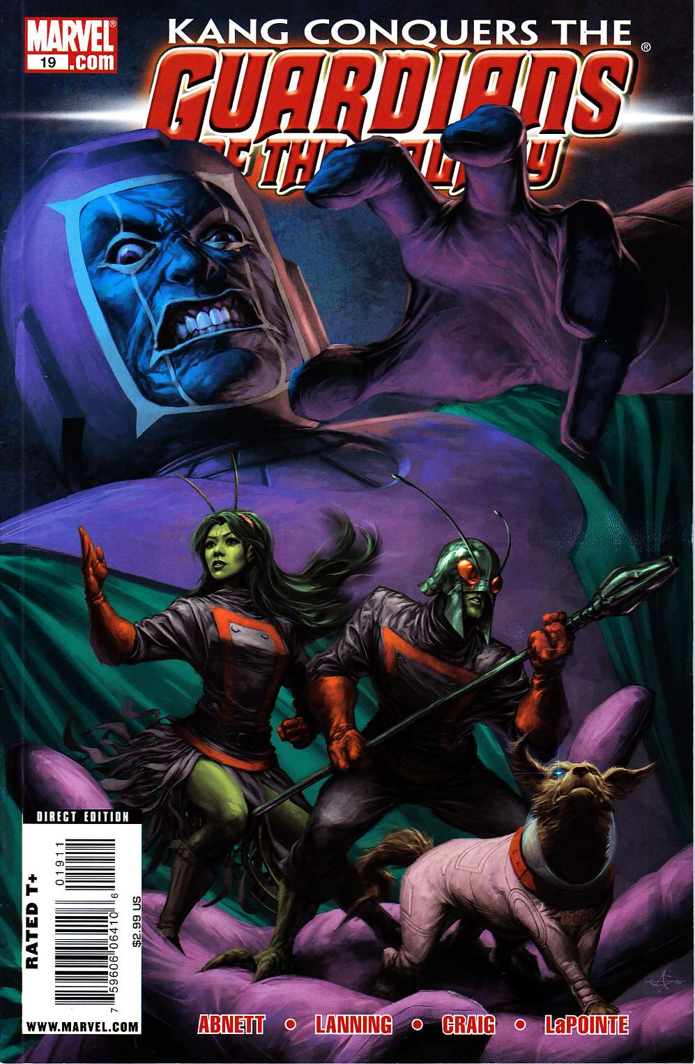 Guardians of the Galaxy #19 [Marvel Comic] THUMBNAIL