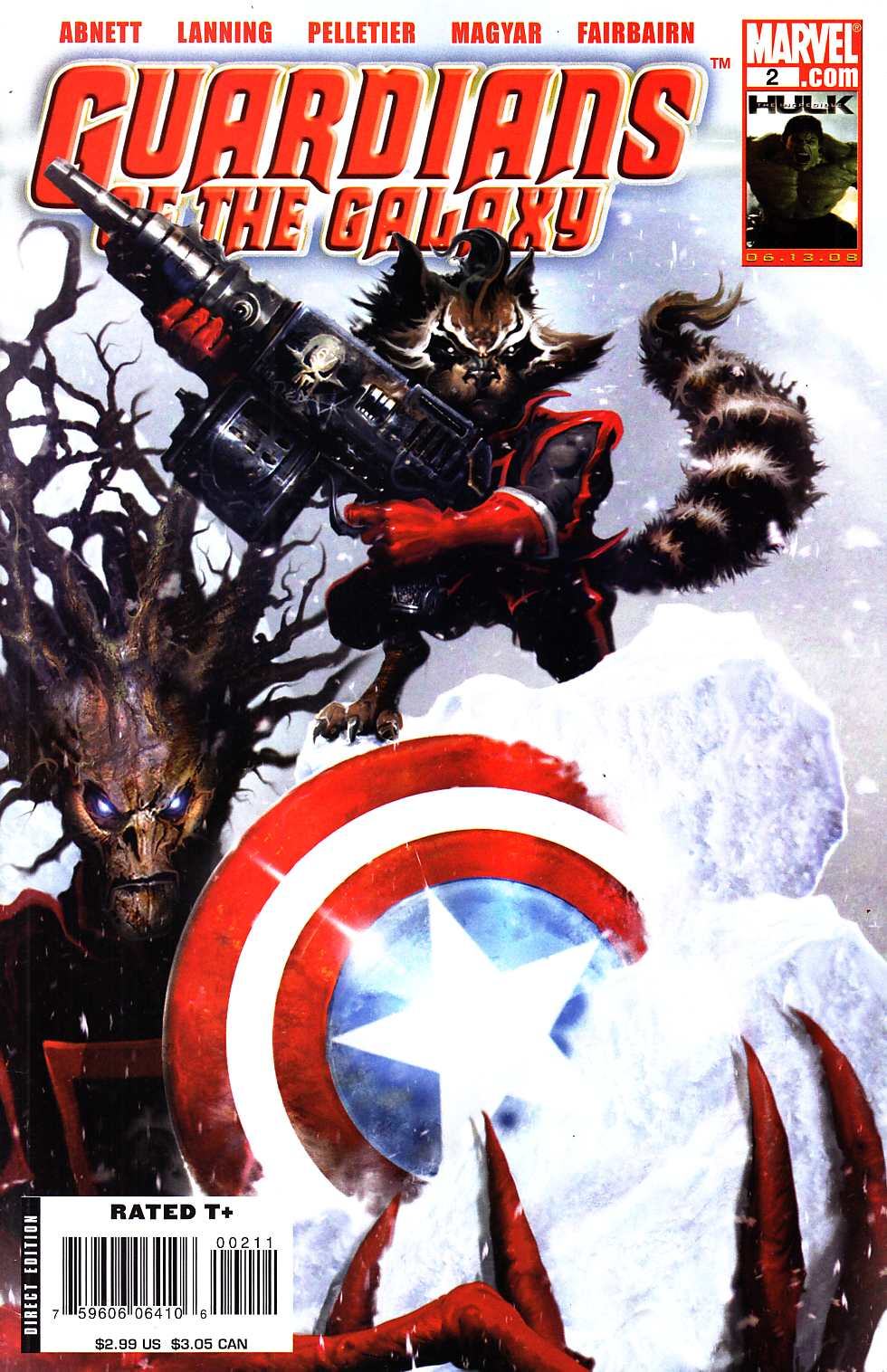 Guardians of the Galaxy #2 [Marvel Comic] THUMBNAIL