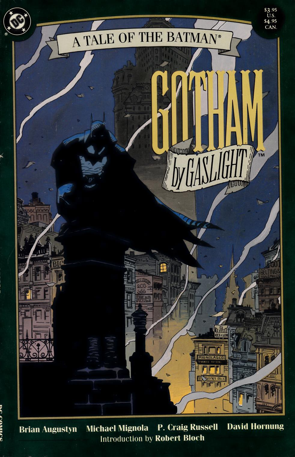 Gotham By Gaslight (One Shot) Fine Plus (6.5) [DC Comic] THUMBNAIL