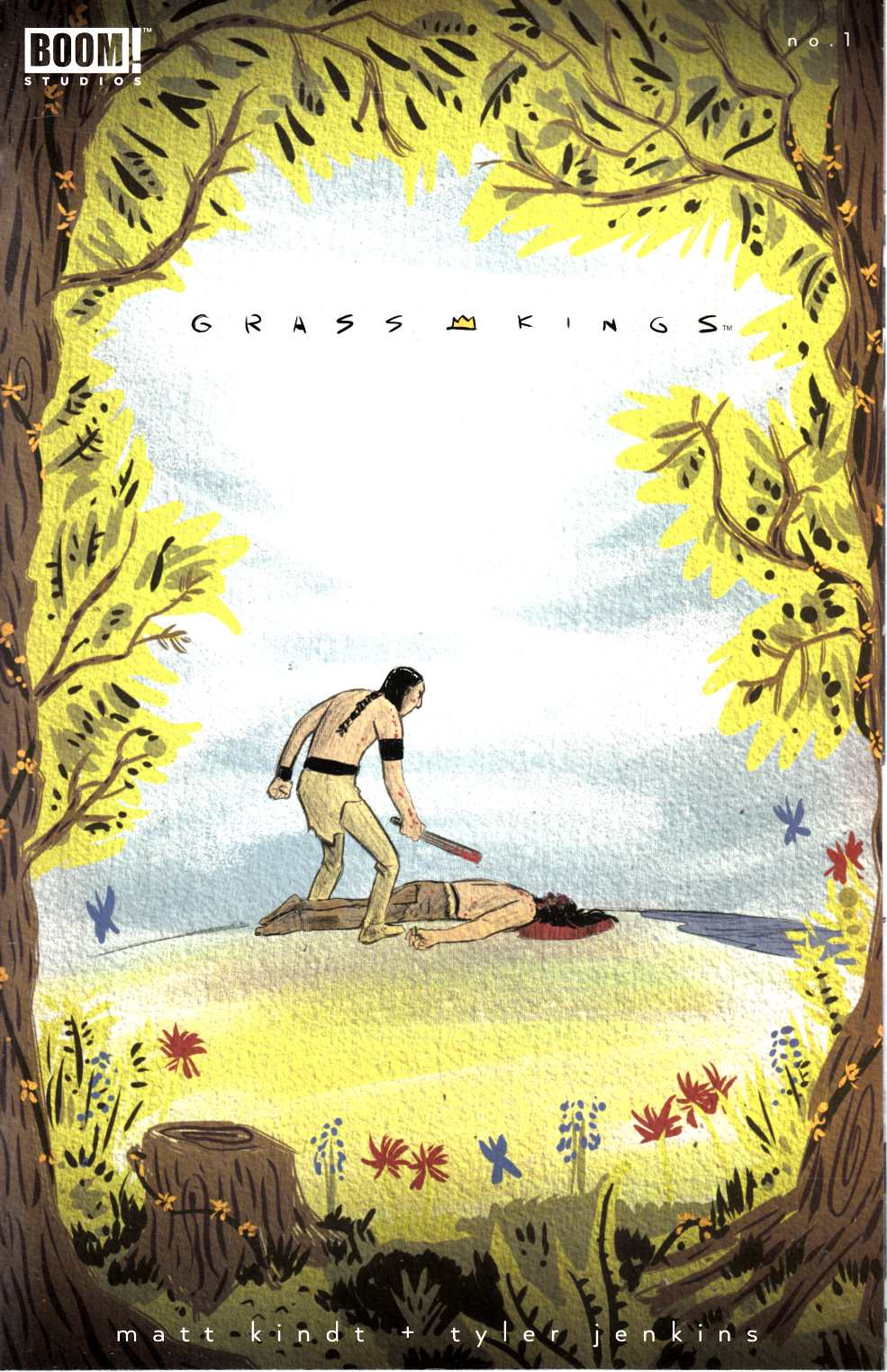 Grass Kings #1 Cover B [Boom Comic] THUMBNAIL