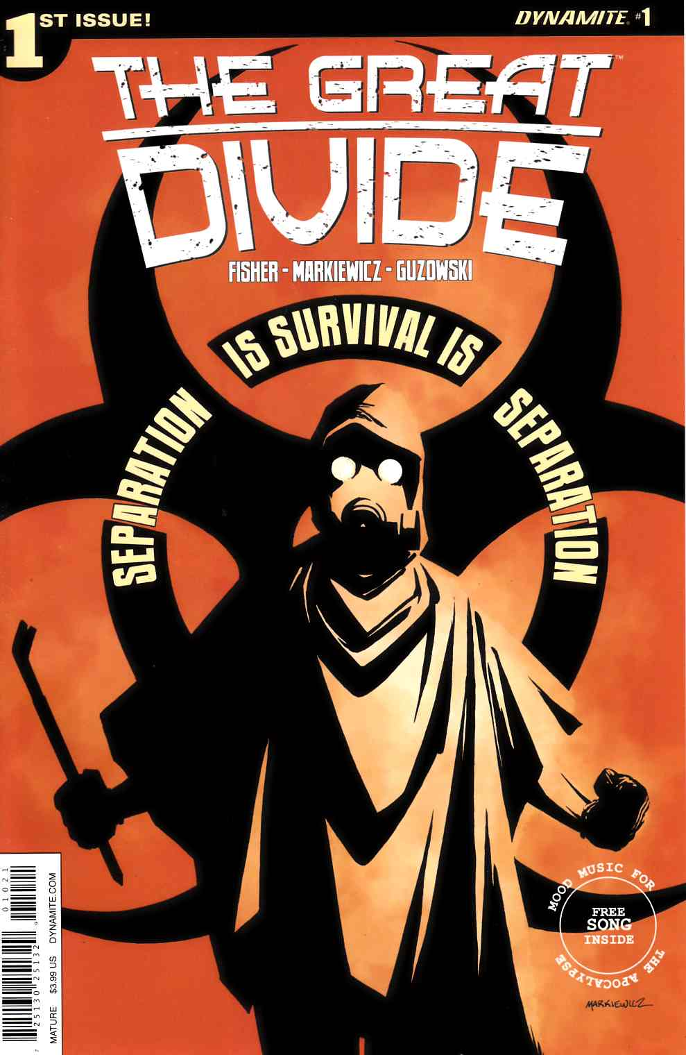 Great Divide #1 Cover B [Dynamite Comic] THUMBNAIL