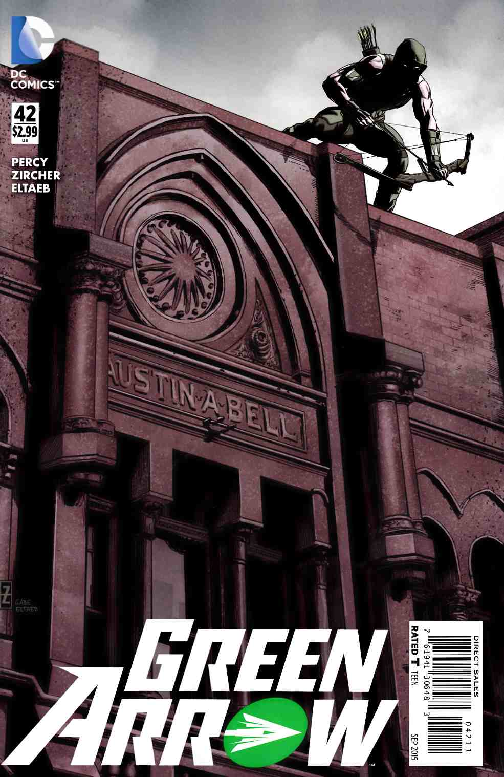 Green Arrow #42 [DC Comic]_THUMBNAIL