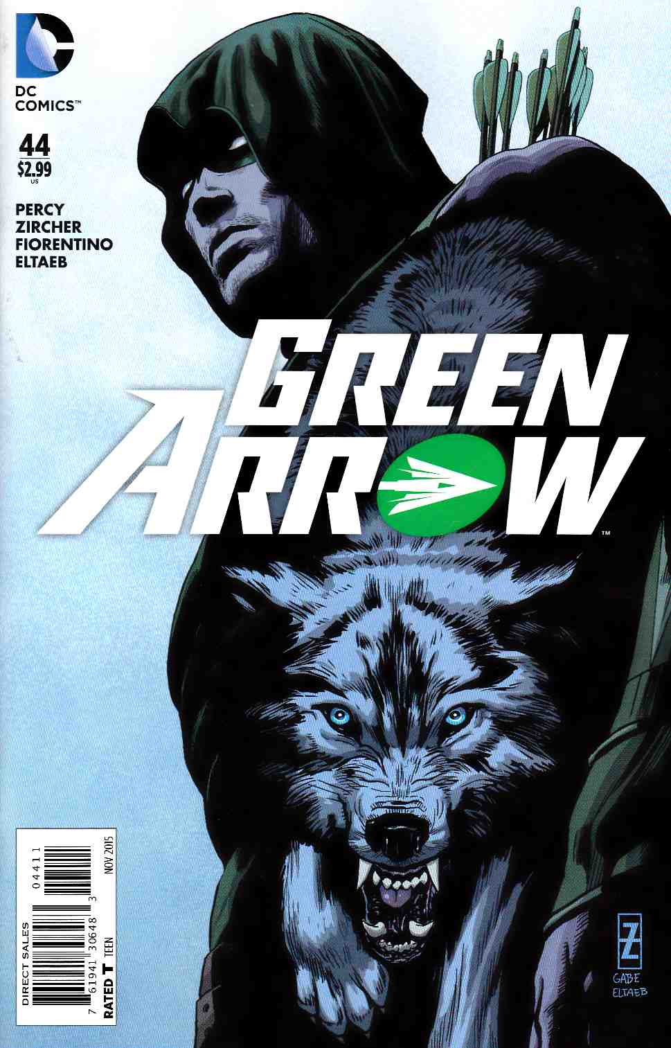 Green Arrow #44 [DC Comic]_THUMBNAIL