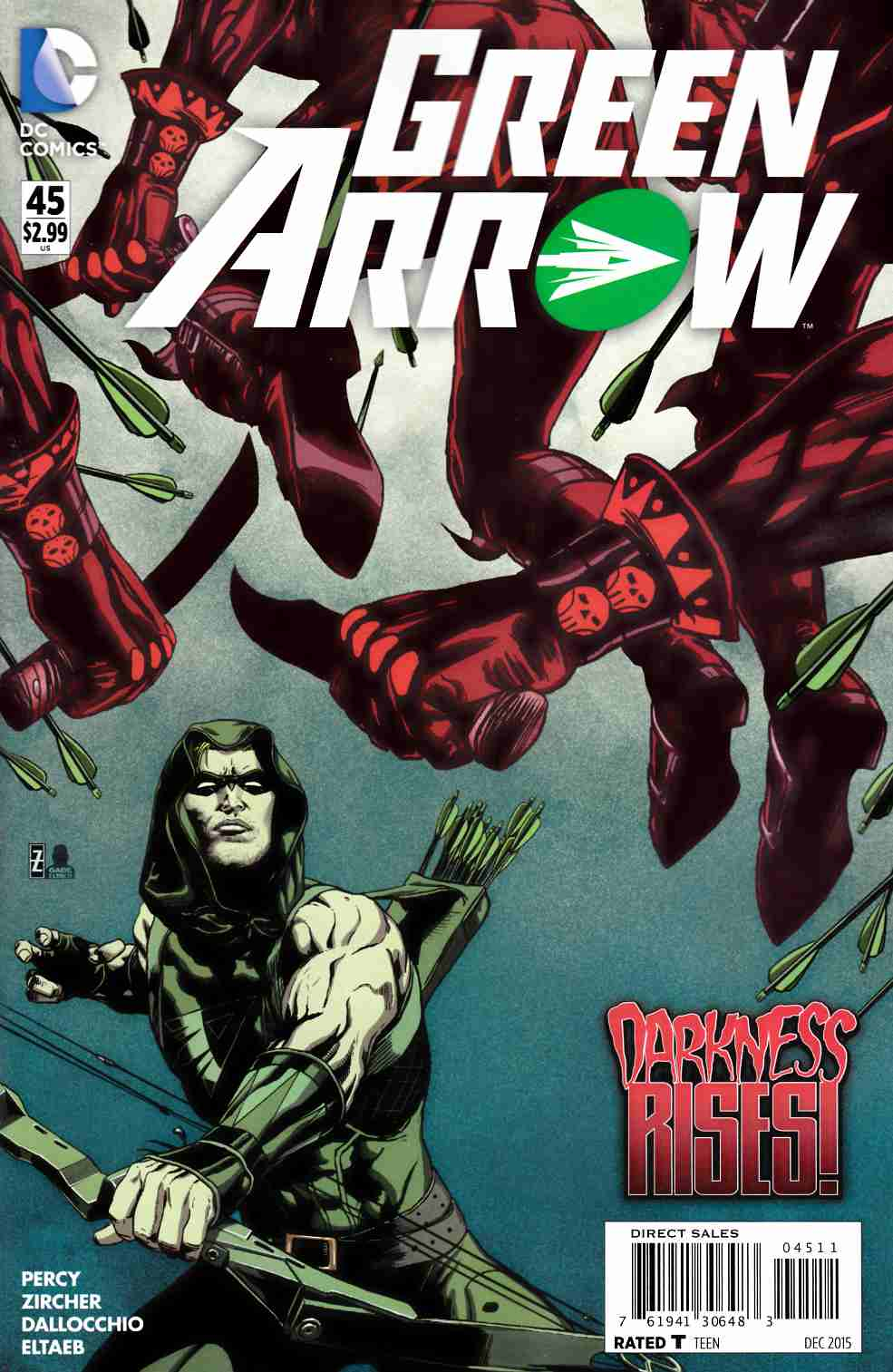 Green Arrow #45 [DC Comic]_THUMBNAIL