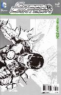 Green Lantern #0 B&W Incentive Cover [Comic]_THUMBNAIL