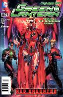 Green Lantern Red Lanterns #28 Newsstand Price Variant [Comic] THUMBNAIL