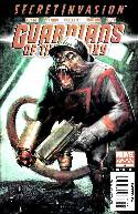 Guardians of the Galaxy #5 Klein Monkey Variant Cover [Marvel Comic] THUMBNAIL