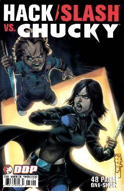 hack slash vs chucky one shot cover b moreno comic