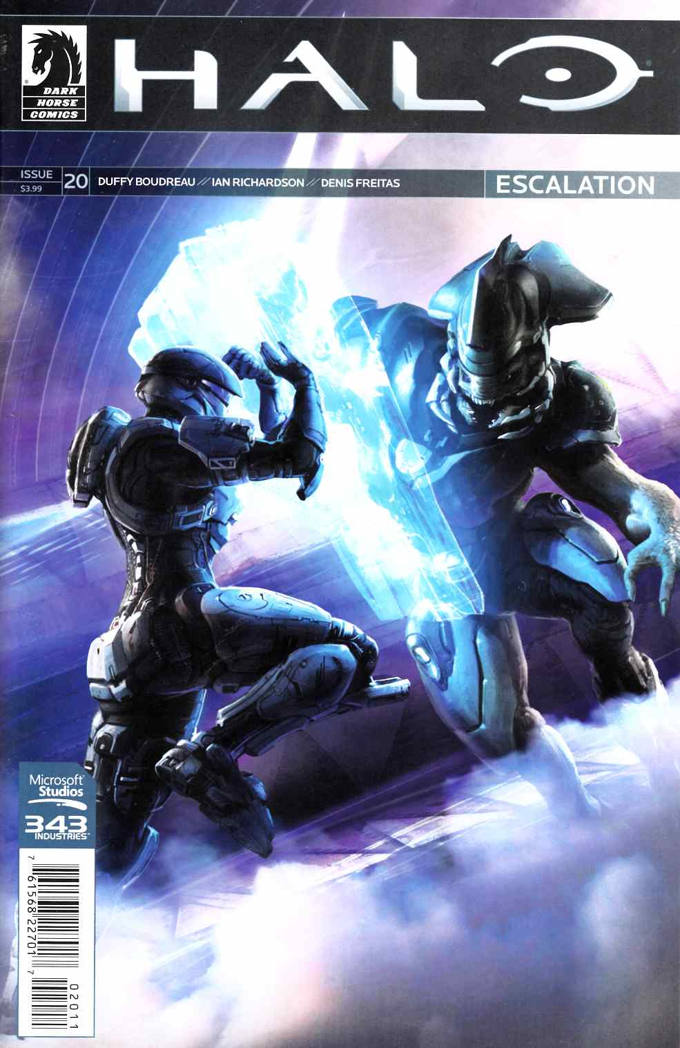 Halo Escalation #20 [Dark Horse Comic]_THUMBNAIL