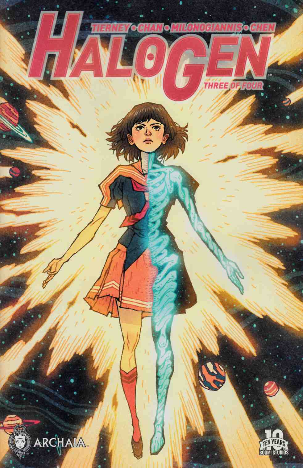 Halogen #3 [Boom Comic]