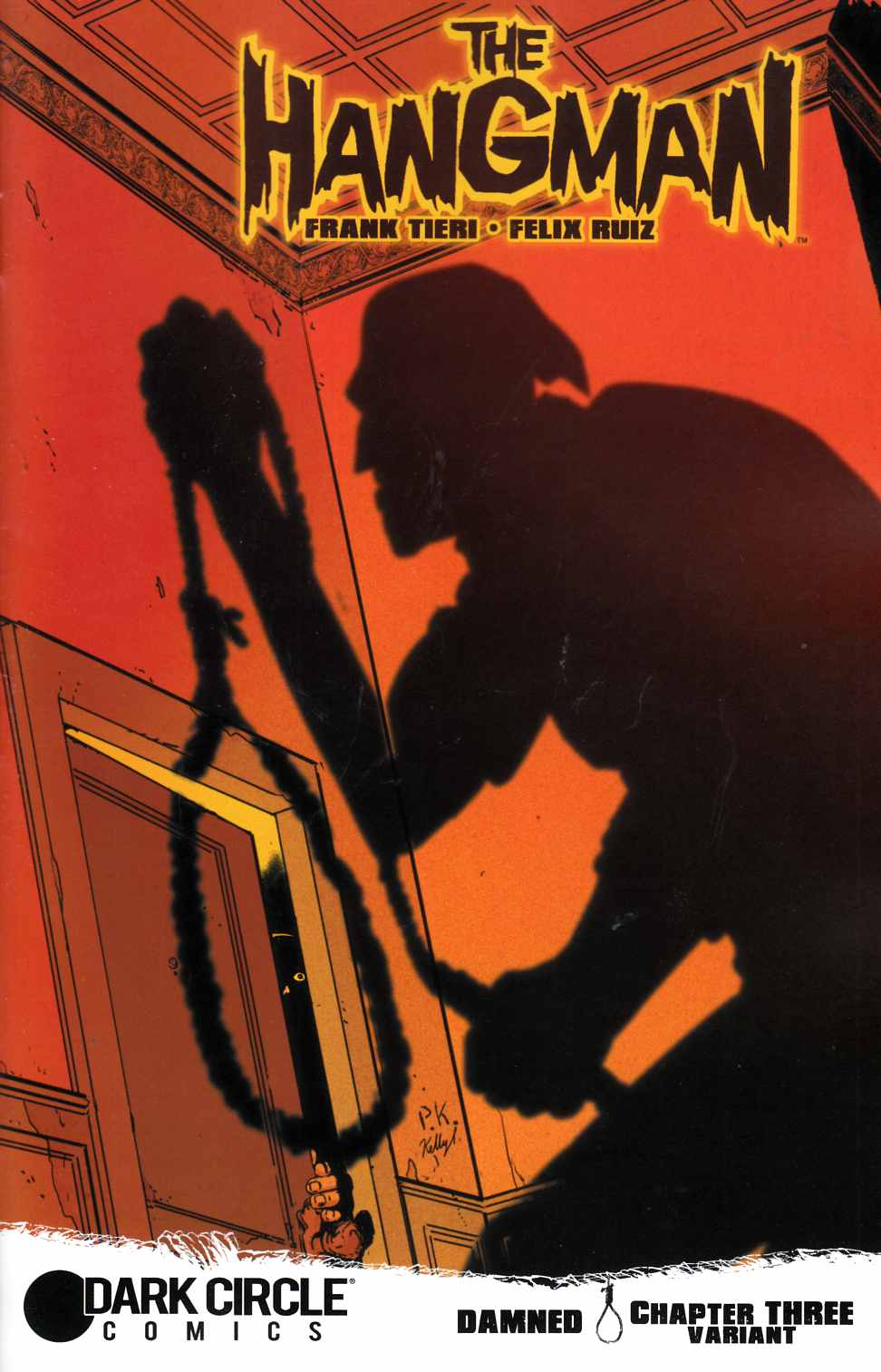 Hangman #3 Cover B- Krause [Archie Comic] LARGE