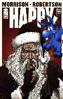 Happy #2 Cover B- Cameron Stewart [Image Comic] THUMBNAIL