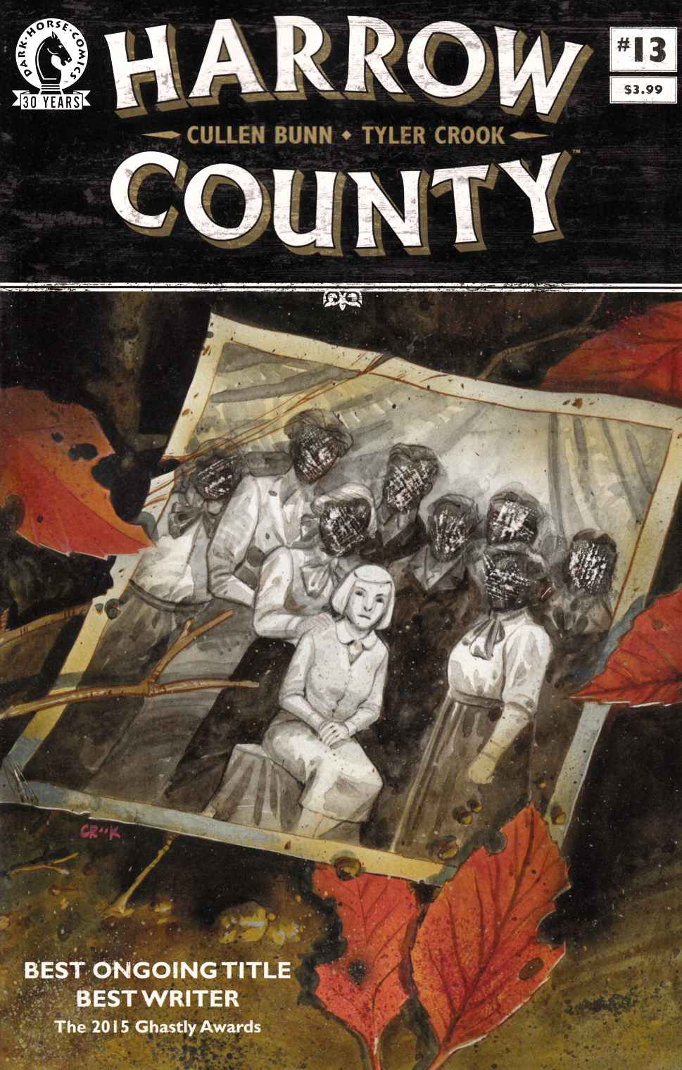 Harrow County #13 [Dark Horse Comic] LARGE
