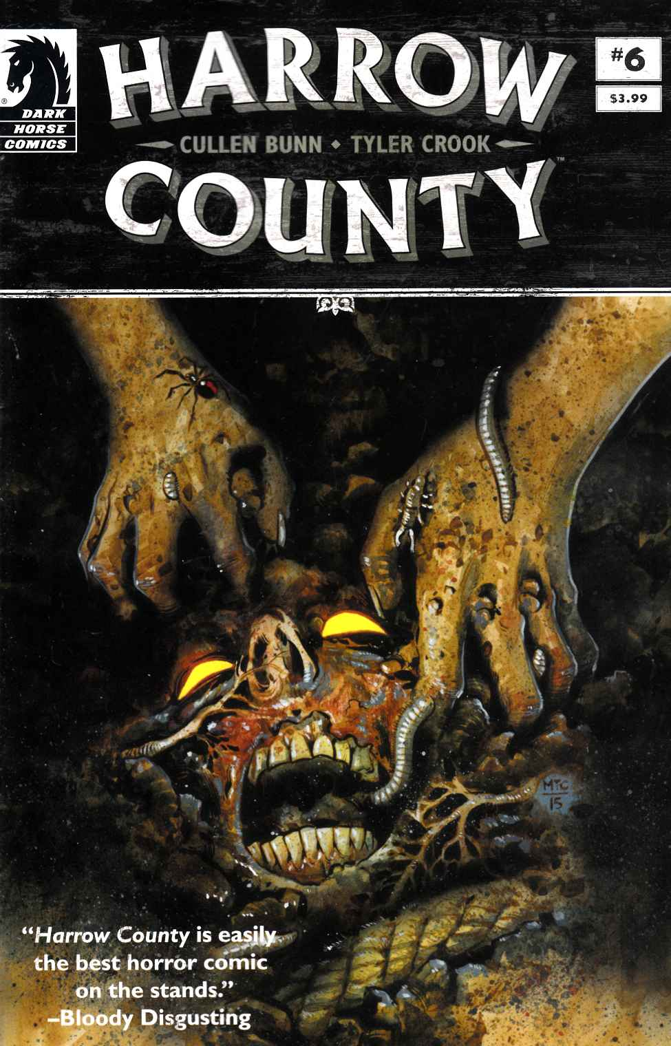 Harrow County #6 [Dark Horse Comic] THUMBNAIL