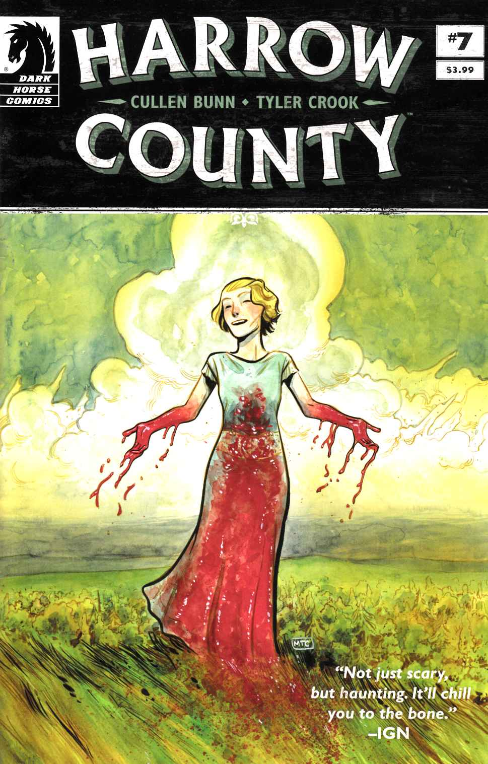 Harrow County #7 [Dark Horse Comic] THUMBNAIL