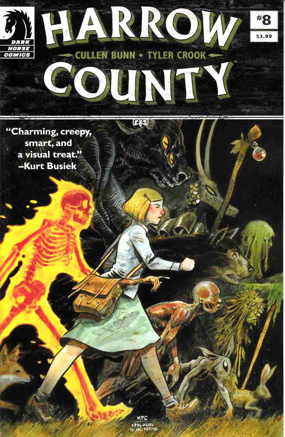 Harrow County #8 [Dark Horse Comic] THUMBNAIL