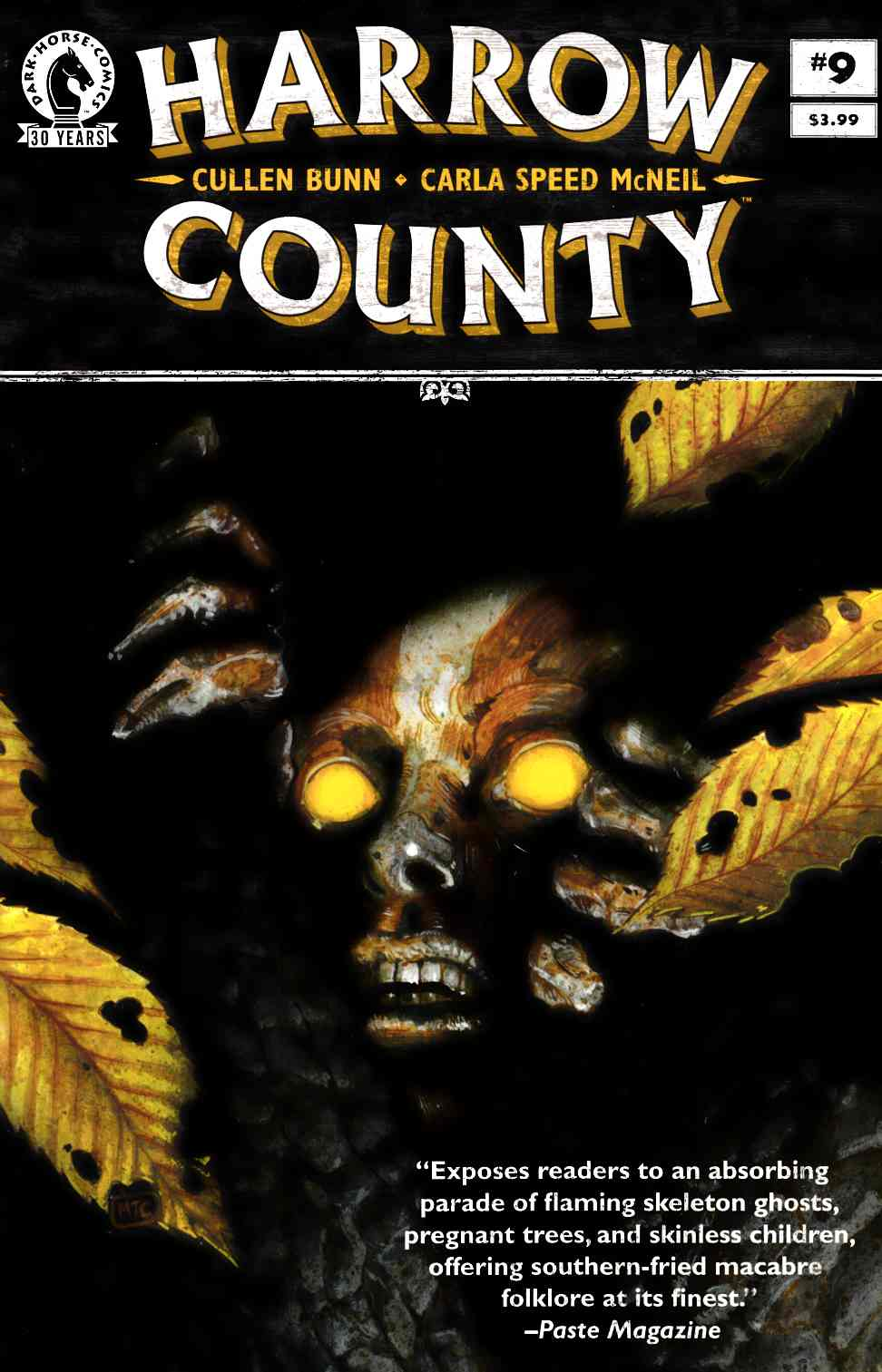 Harrow County #9 [Dark Horse Comic] THUMBNAIL
