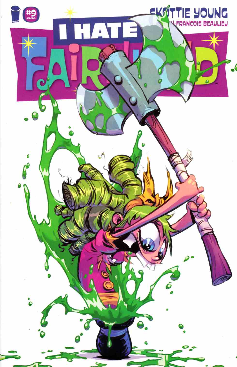 I Hate Fairyland #9 Cover A [Image Comic] THUMBNAIL