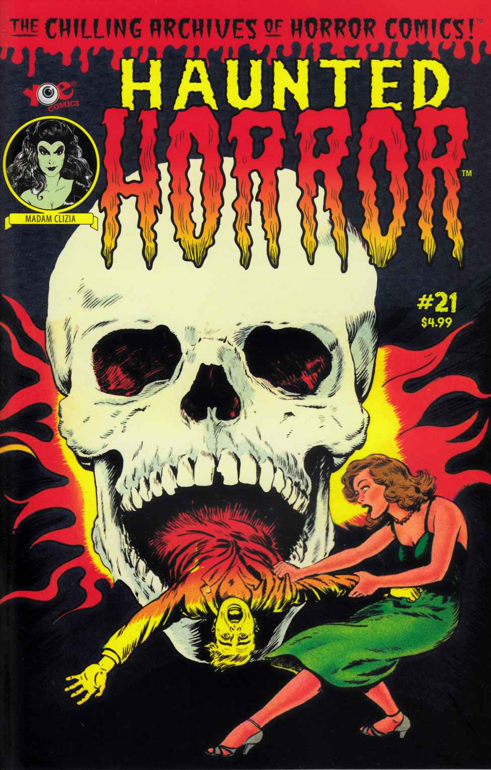 Haunted Horror #21 [IDW Comic] THUMBNAIL