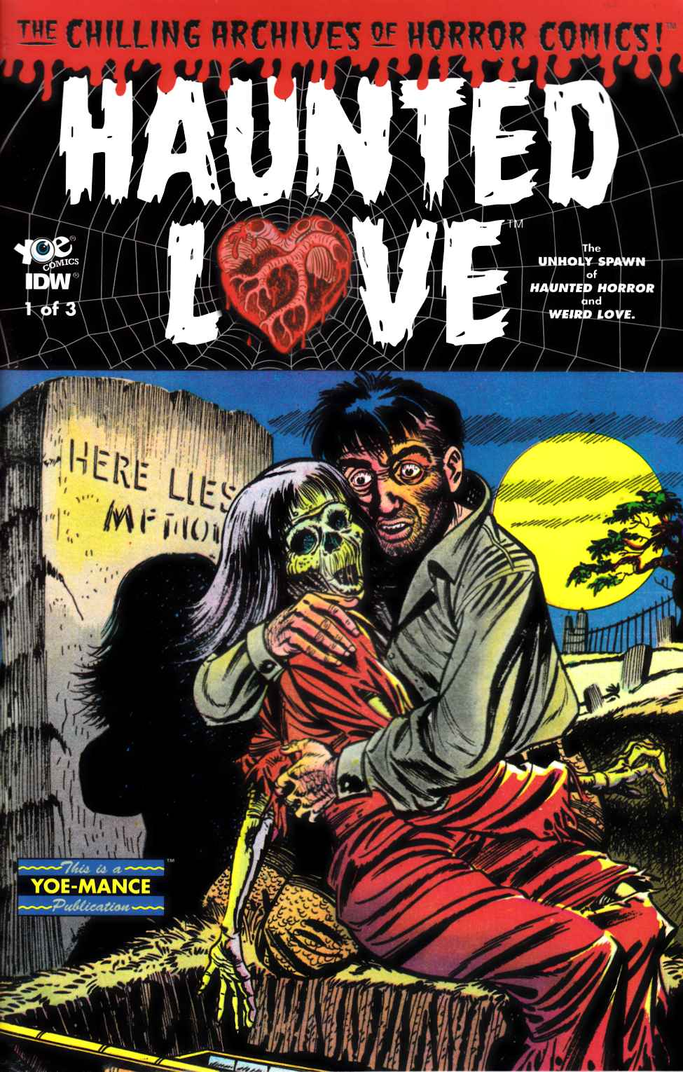 Haunted Love #1 [IDW Comic]