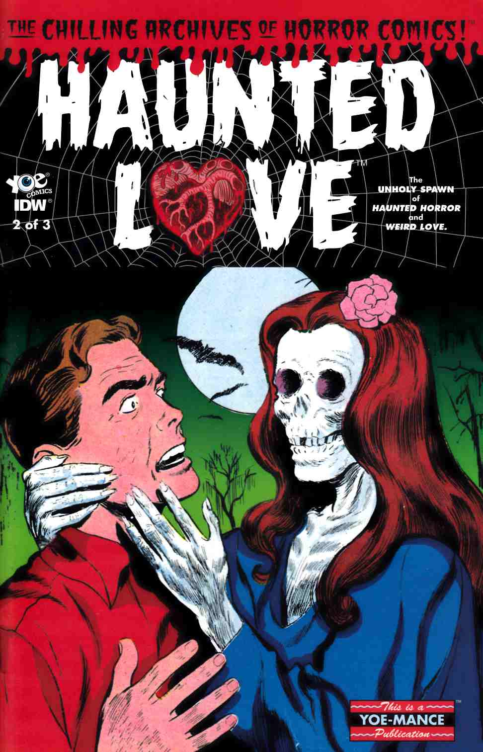 Haunted Love #2 [IDW Comic]