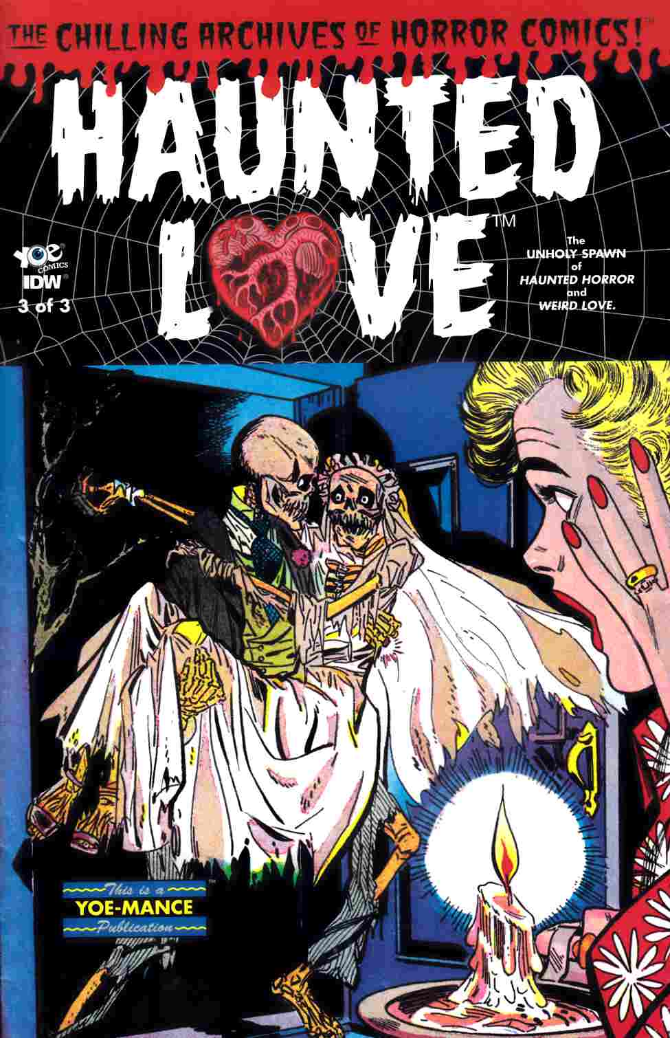 Haunted Love #3 [IDW Comic]