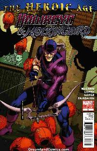 Hawkeye  mockingbird #1 (second print) LARGE