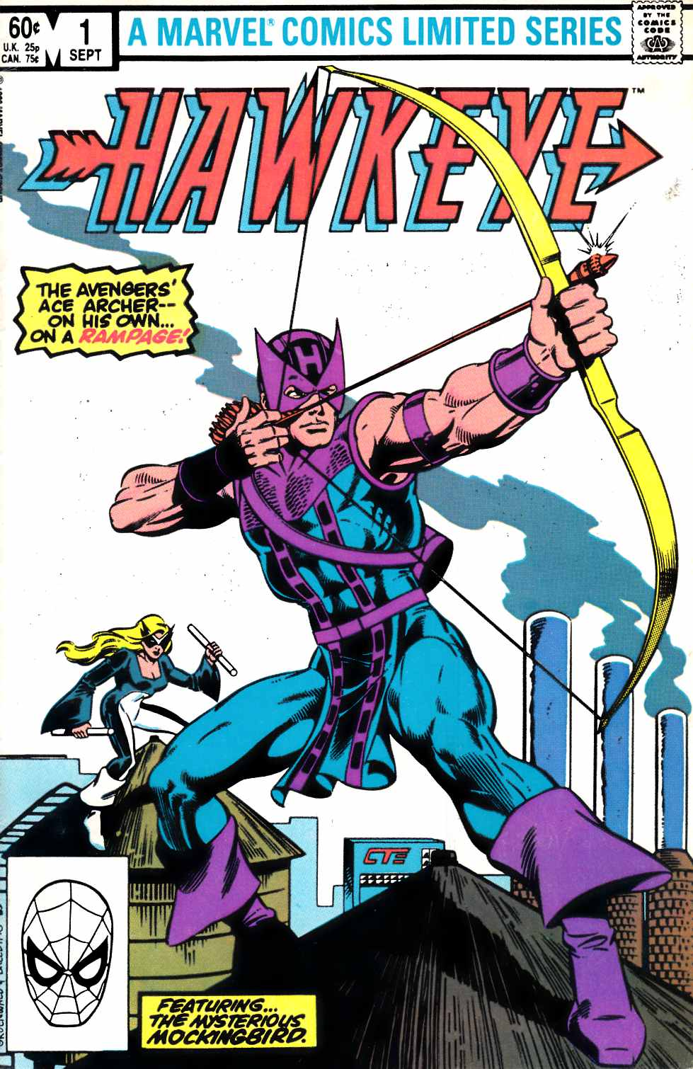 Hawkeye #1 [Marvel Comic]