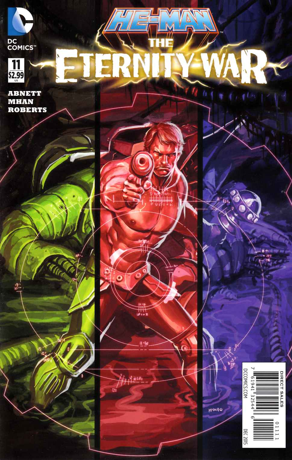 He Man the Eternity War #11 [DC Comic] THUMBNAIL