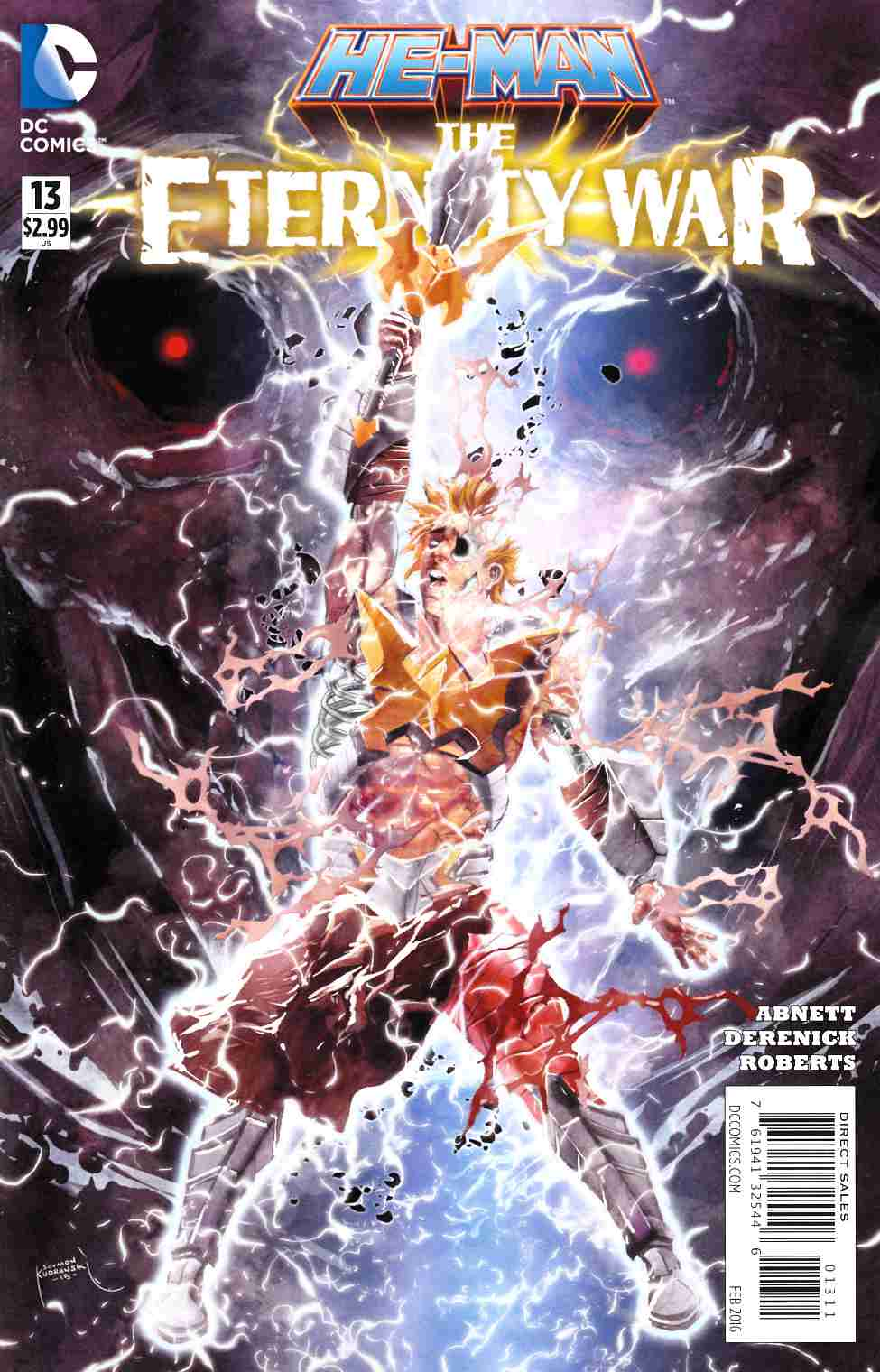 He Man the Eternity War #13 [DC Comic]_THUMBNAIL