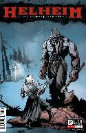 Helheim #1 Second (2nd) Printing [Comic] THUMBNAIL