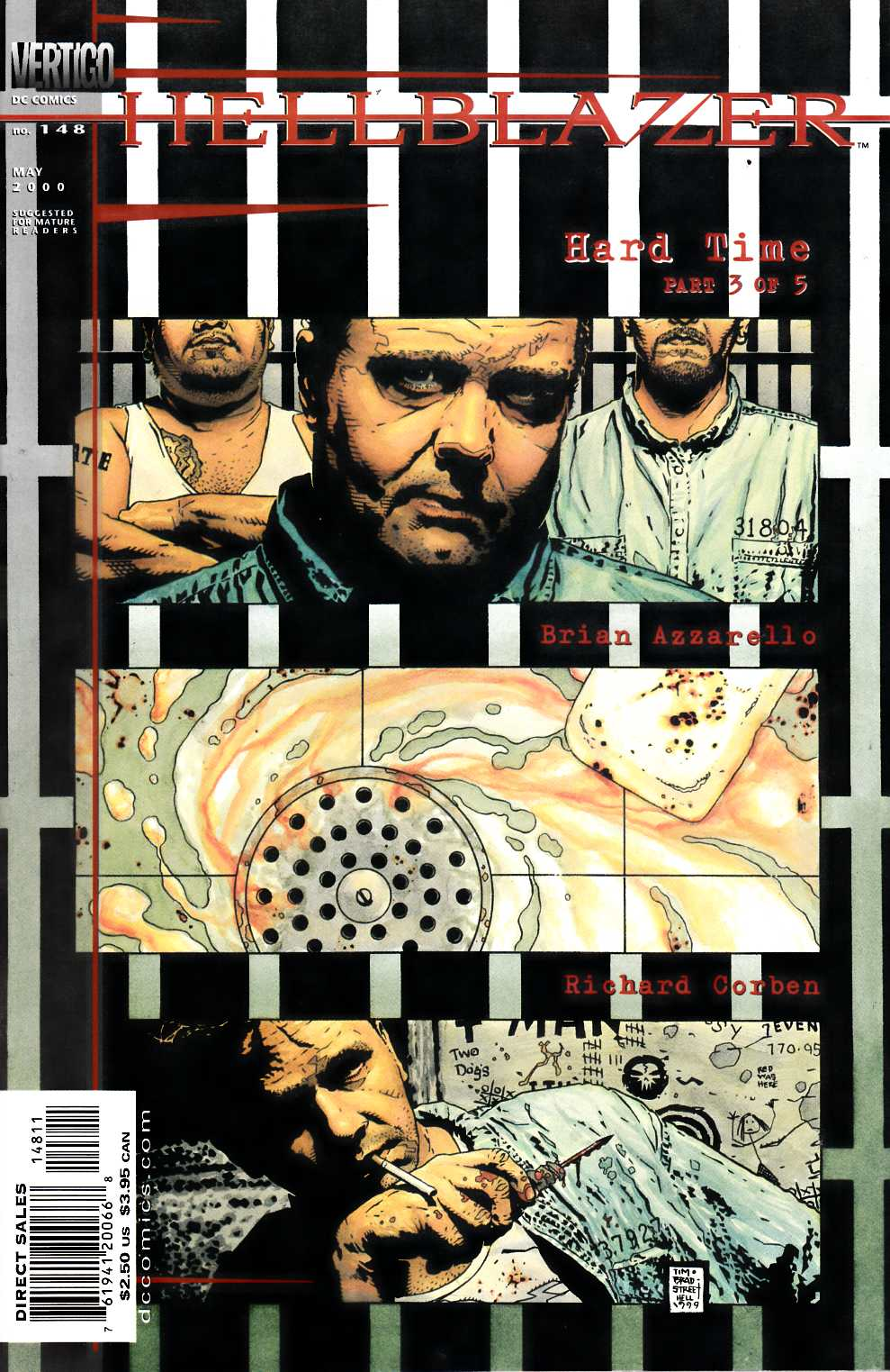 Hellblazer #148 Near Mint (9.4) [DC Comic] LARGE