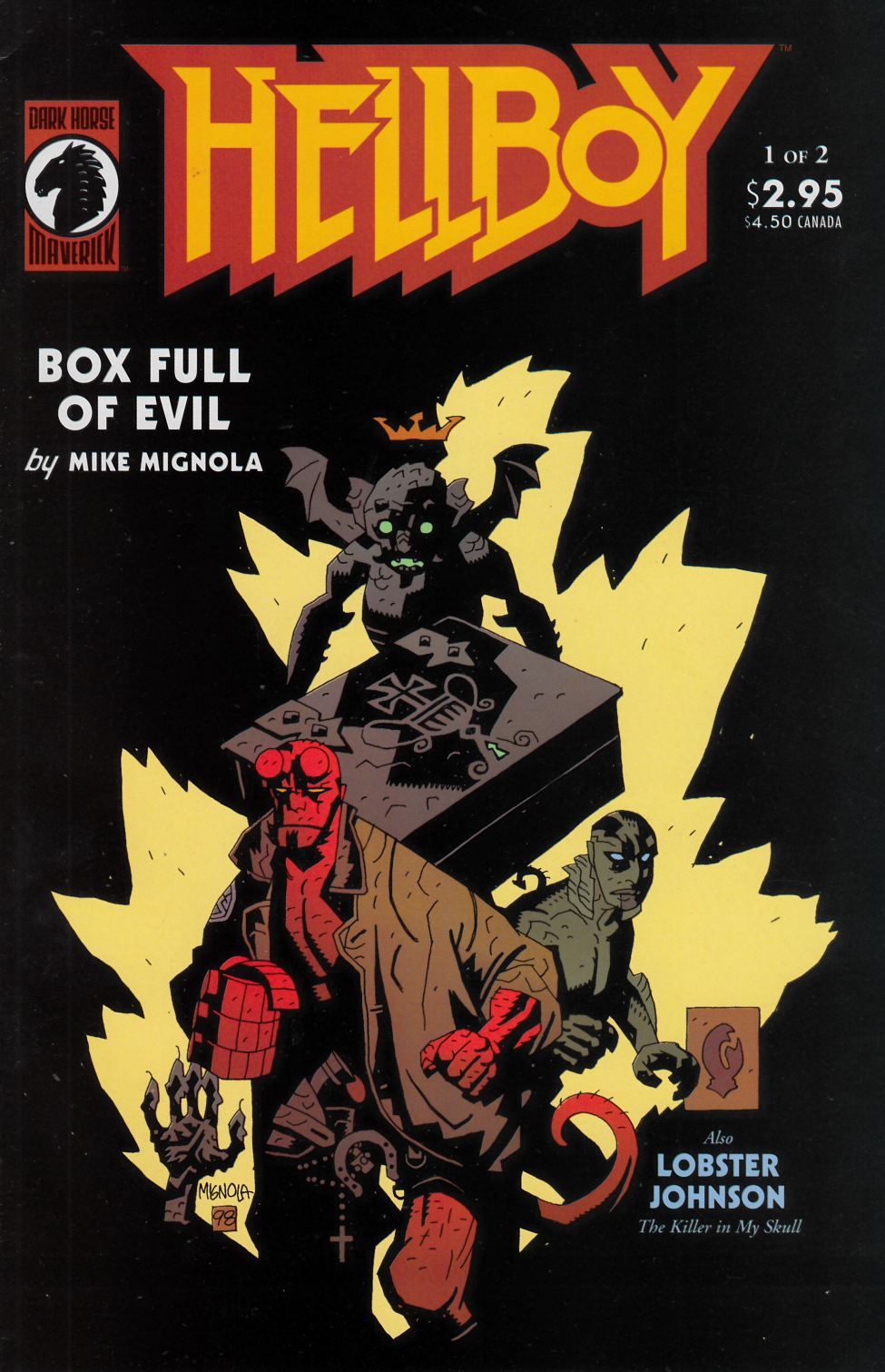 Hellboy Box Full of Evil #1 [Dark Horse Comic]_THUMBNAIL