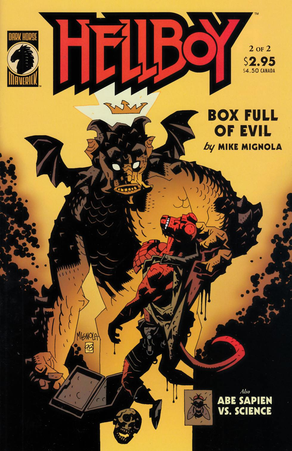 Hellboy Box Full of Evil #2 [Dark Horse Comic]_THUMBNAIL