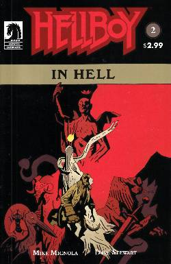 Hellboy In Hell #2 Second Printing [Comic] LARGE
