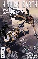 Higher Earth #1 Cover I- Second (2nd) Printing [Comic] THUMBNAIL