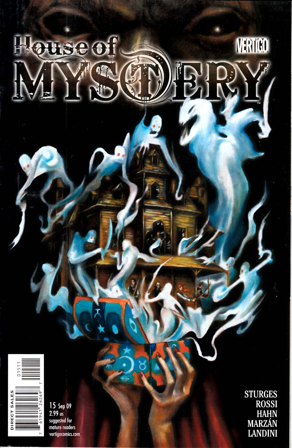 House of Mystery #15 Very Fine (8.0) [DC Comic] THUMBNAIL